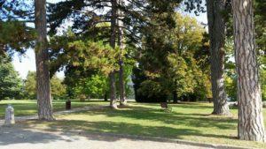 FN-parken i Genève