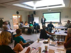 Lagen som verktygs jurist Ola Linder i dialog med civilsamhället