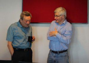 Sid Wolinsky och Gerard Quinn