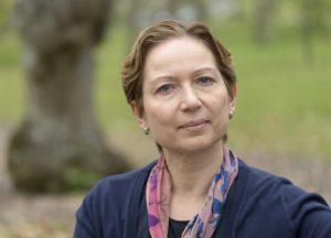 Elena Namli Professor vid Centrum för rysslandsstudier Foto. Mikael Wallerstedt BILDEN ÄR FRIKÖPT AV UPPSALA UNIVERSITET