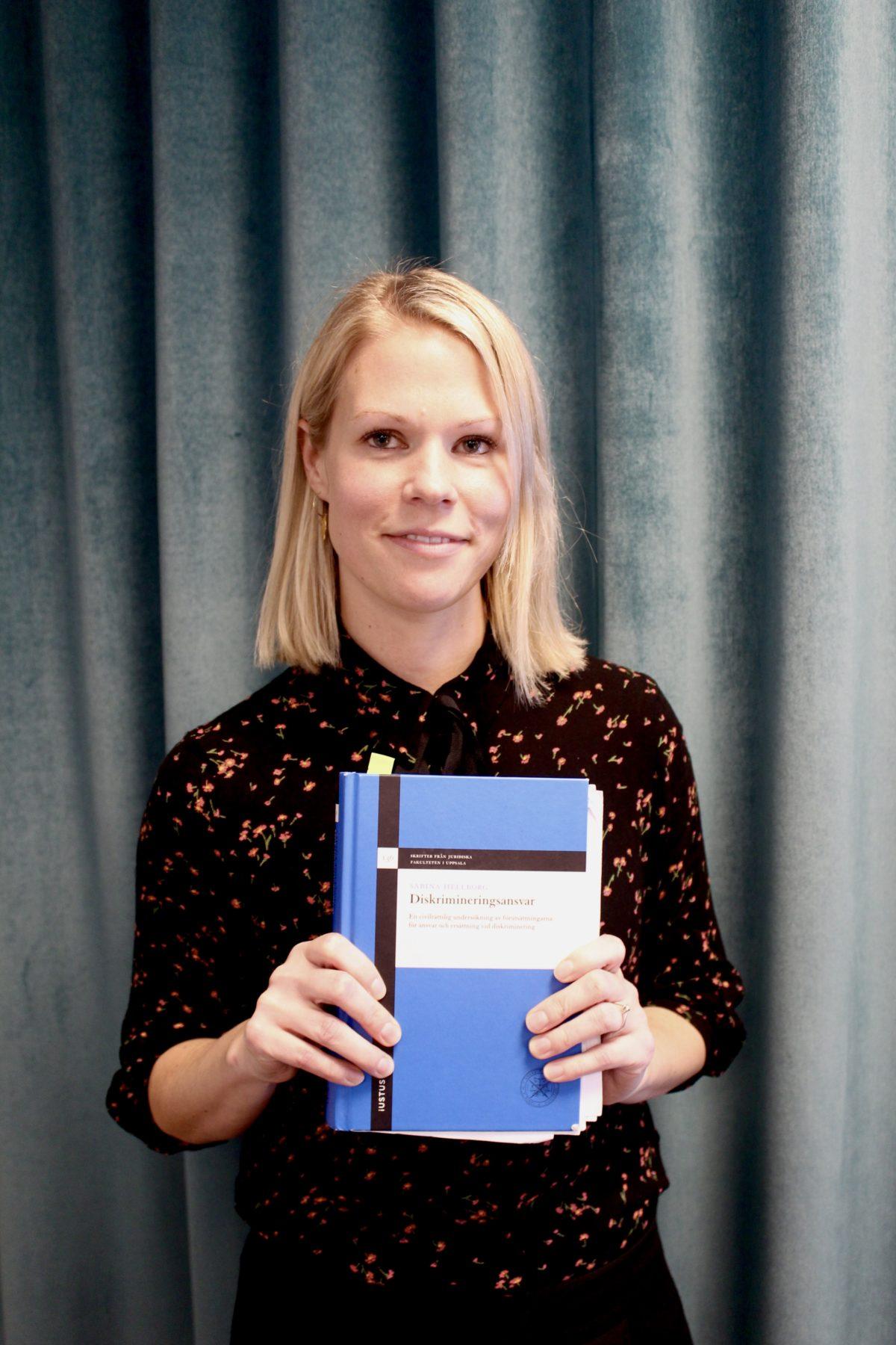 INTERVJU: Sabina Hellborg – Så kan diskrimineringsersättning bli effektivare