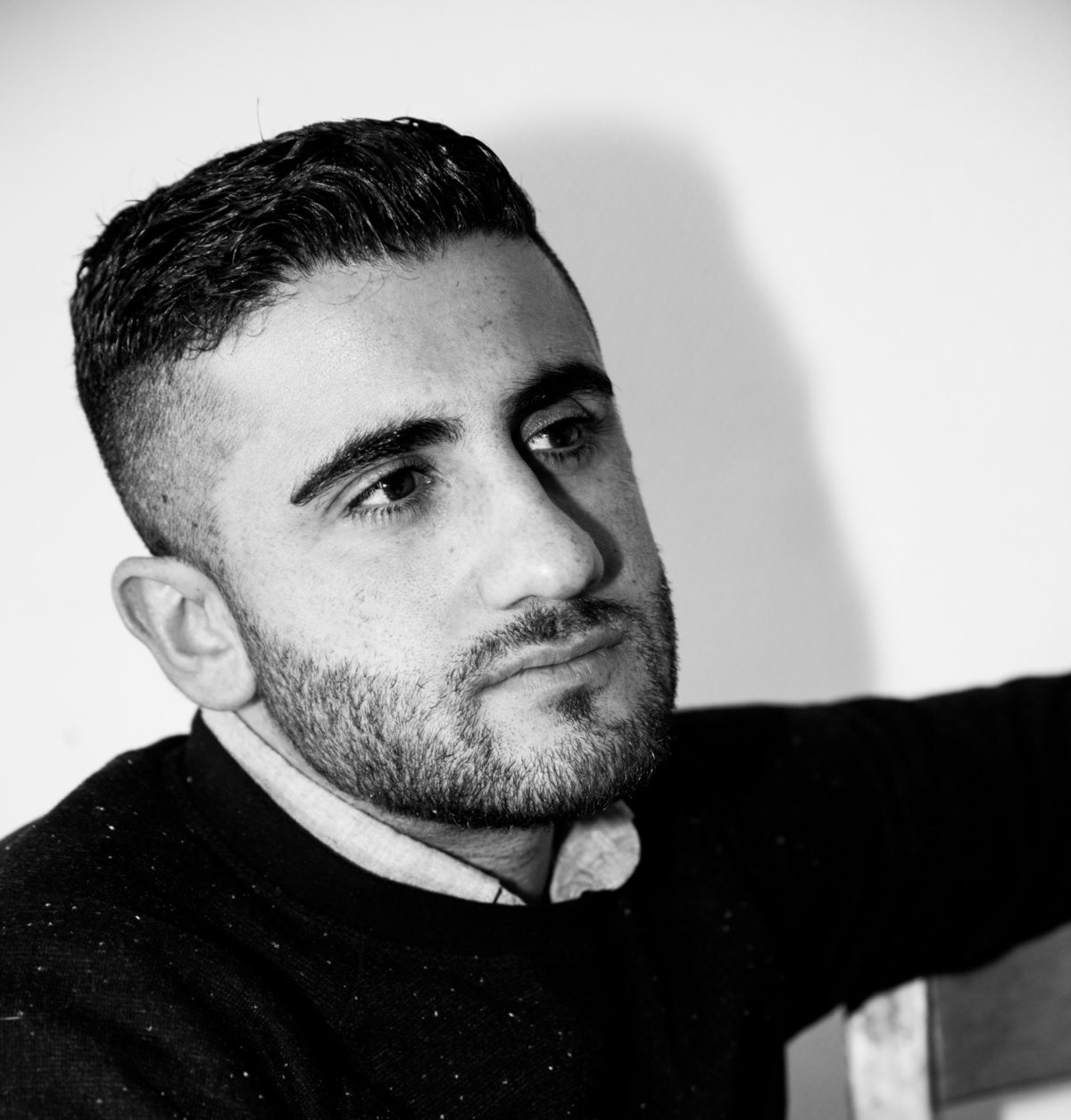 INTERVJU: Rami Al-Khamisi använder juridiken för att minska orättvisor i samhället