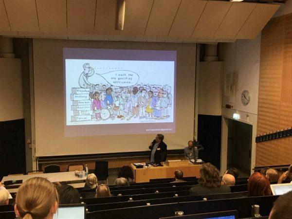 """""""Institutionaliserng är en form av diskriminering"""" – konferens om jämlikhet och diskriminering i Stockholm"""