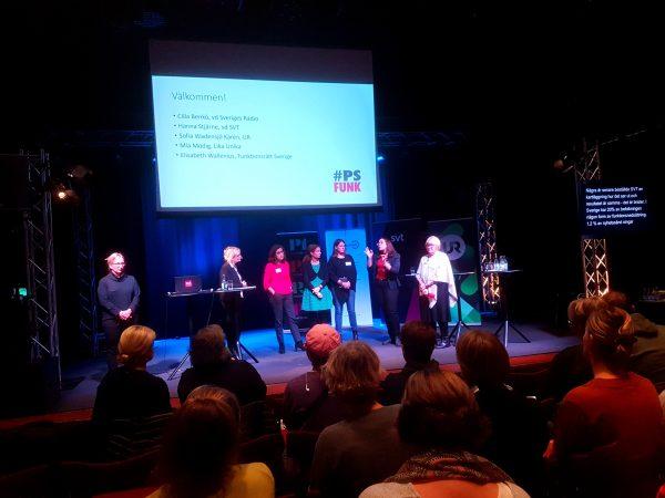 PSFunk – public service möter funktionsrättsrörelsen