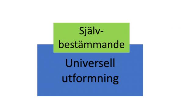 NYHETSBREV: maj 2020 – Universell utformning – tillgänglighet för alla