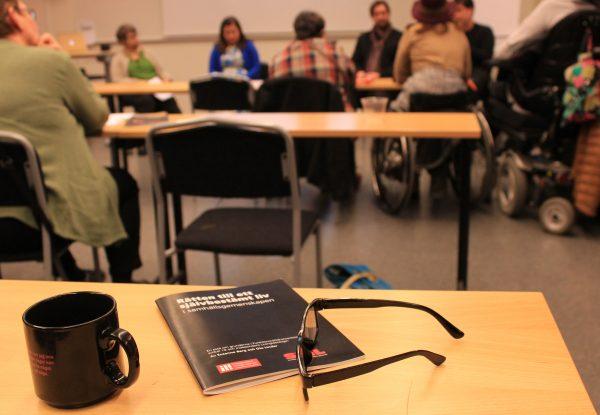 Hur använder vi funktionsrättskonventionen för att kräva rättigheter?