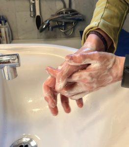 Handtvättning