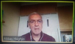 Abbas Haghjo om involvering