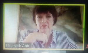 Elisabeth Abiri om involvering