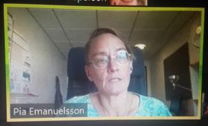 Pia Emanuelsson om involvering