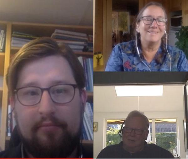 Vems val 06, Podcast om  FN konventionen om rättigheter för personer med funktionsnedsättning med Stig Langvad