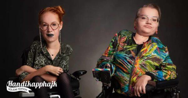 Handikapphajk – webbinarier om funktionsrätt