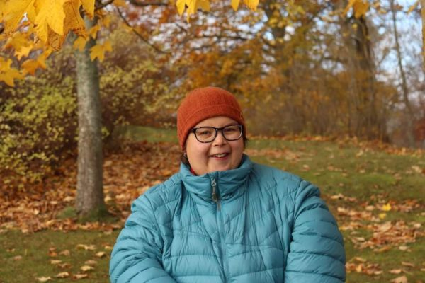 Vems val 08, Podcast om personlig assistans med Nora Eklöv